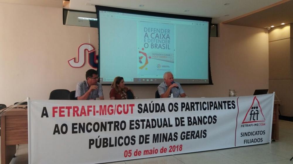 Bancos Públicos realizam Encontro Estadual
