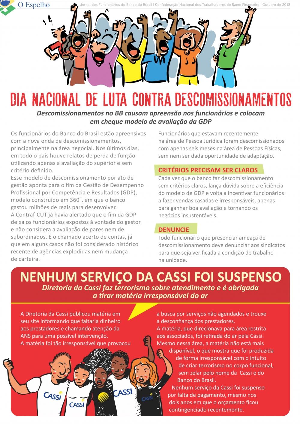 EM DEFESA DA CASSI